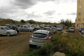 Amics de la Terra denuncia un nuevo parking en ses Feixes