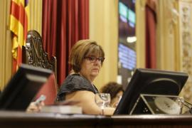 La Ley de IB3 centrará el pleno en el que Huertas quiere preguntar a Armengol