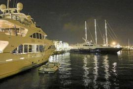 La ocupación de los puertos deportivos crece en septiembre y aumenta el amarre de megayates