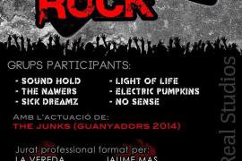 'La Real Rock' da pábulo a las bandas locales