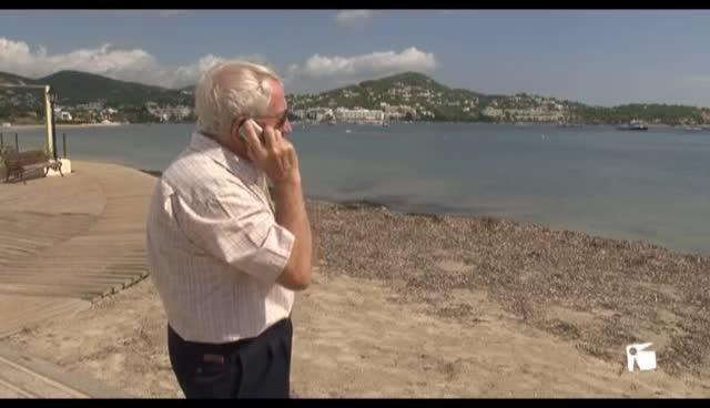 VÍDEO: El Govern solo se compromete a cambiar la brida del emisario y los vecinos le dan un ultimátum