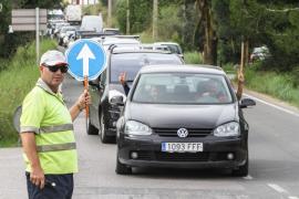 Las obras de mejora de 30 puntos de la red viaria alterarán el tráfico durante la semana