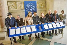Seis obras de Balears, entre el millar de novelas que optan este jueves al Premio Planeta