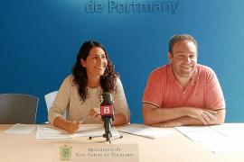 Sant Antoni ha interpuesto 1.247 denuncias este año frente a las 373 del 2014