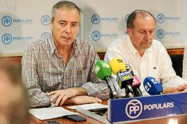 El Partido Popular asegura que Vicent Torres está «secuestrado por Podemos»
