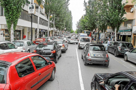 Voramar el Gaucho propone crear un carril de servicio público en Isidor Macabich