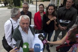 Los vecinos de Talamanca denuncian al Govern ante Fiscalía por el emisario