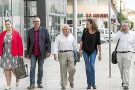 Los vecinos de Talamanca denuncian al Govern por los vertidos del emisario