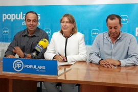 Virginia Marí considera que el alcalde Rafa Ruiz «reina, pero no gobierna»