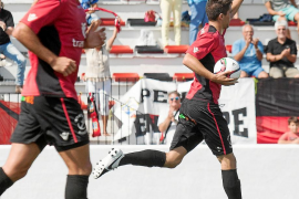 El Formentera da el salto al primer puesto
