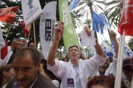 Los sindicatos se plantean convocar la huelga antes del 20-D por la carrera profesional