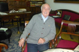 Rafael Perera anuncia su marcha del Consell Consultiu