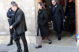 Torres niega querer «quebrantar» el proceso pidiendo que declaren los miembros de la Casa Real