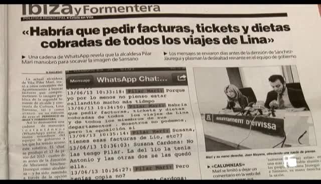 VÍDEO: La jueza archiva la querella de Rodrigo por los whatsapps de 'Verano azul'
