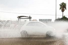 Las lluvias de octubre superan ya la media de los últimos 30 años