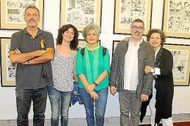 Còmic Nostrum inaugura una muestra del dibujante Boucq
