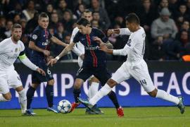 El Real Madrid empequeñece al PSG