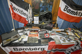 Desarticulan un grupo neonazi alemán que pretendía atentar contra refugiados