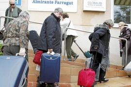 El retraso del Imserso afecta a 3.500 empleados de hostelería