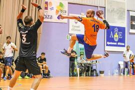 El HC Eivissa, decidido a sumar su primera victoria de la temporada
