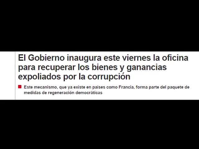 UPyD propone a Matas, Rato o Barcenas para la oficina anticorrupción del PP