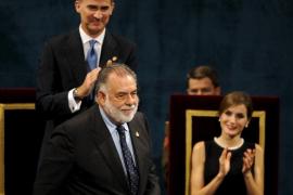 El Rey alaba el talento «genial e inconfundible» del cineasta Francis Ford Coppola