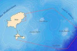 Oceana propone que las montañas submarinas de Balears sean parque nacional