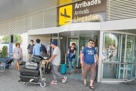 El aeropuerto de Eivissa tendrá este invierno cuatro nuevas rutas y un 38% más de vuelos