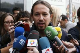 Iglesias plantea un gran cambio constitucional desde el diálogo tras el 20D
