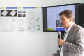La construcción del nuevo juzgado de Eivissa finalizará en agosto de 2020