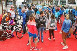 Los triatletas más duros de España, hoy frente a frente