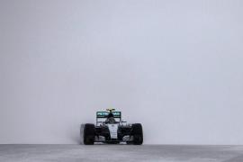 Rosberg firma la 'pole' en Austin tras suspenderse la Q3