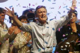 Histórica segunda vuelta en Argentina para elegir presidente