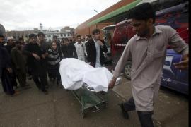 El seísmo de Pakistán en imágenes