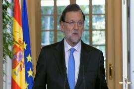 Rajoy a Mas: «Pídame lo que quiera pero no que liquide la ley»
