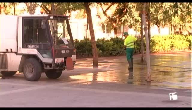 VÍDEO: Suspendida la contratación del servicio de limpieza de Vila