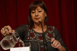 Armengol: «Tratamos a todos los trabajadores públicos por igual»