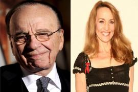 Rupert Murdoch y Jerry Hall, nueva pareja