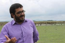 Vidal se compromete a cumplir con la normativa vigente para garantizar la conservación de s'Espalmador