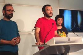 La CUP insiste en que no quiere a Artur Mas como presidente