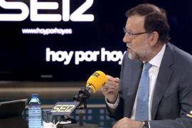 Rajoy espera no tener que suspender la autonomía de Catalunya