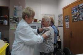 Salud reparte 16.345 dosis de vacunas contra la gripe en Ibiza y Formentera