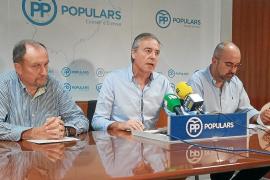 El PP teme que Podemos tenga «vetado» a Vicent Torres en las consellerias que dirige