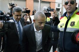 Mascherano admite ante la jueza haber defraudado 1,5 millones