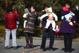 China permitirá tener hasta dos hijos por pareja