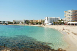 Santa Eulària tendrá la primera 'Playa sin humos' de Baleares y una de las pocas en España