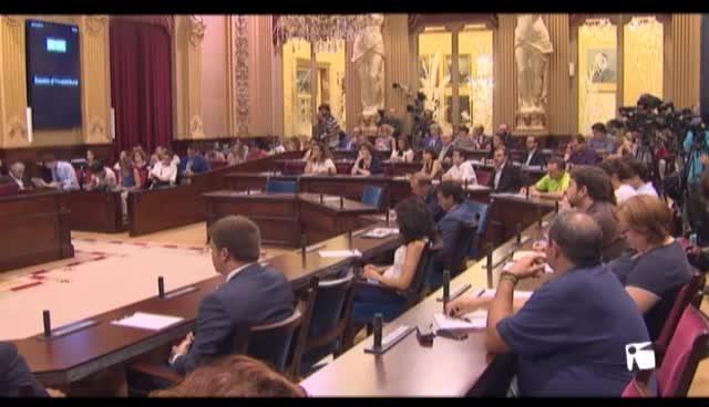 VÍDEO: El Consell d'Eivissa recibirá 5,2 millones más del Govern balear en 2016 para un total de 44