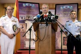 Localizados los cadáveres de los tres militares del helicóptero siniestrado cerca de Canarias
