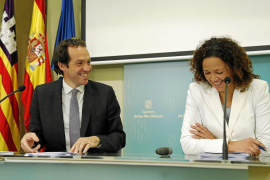 El Consell d'Eivissa recibirá 5,2 millones más del Govern balear en 2016 para un total de 44