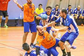 El HC Eivissa continúa con su caída particular (24-23)